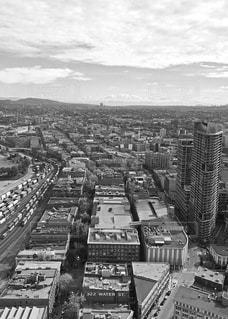 街並み,ビル,海外,モノクロ,白黒,街,都会,旅行,旅,高層ビル,iphone,留学,カナダ,海外旅行,シティ,バンクーバー,モノクロ写真,白黒写真,海外留学,かめら写真