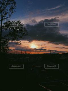 太陽の写真・画像素材[1860419]