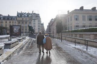 海外,仲良し,旅行,夫婦,フランス,パリ,海外旅行