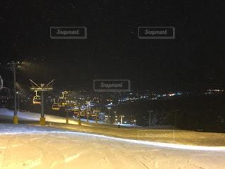 スキーの写真・画像素材[1745992]