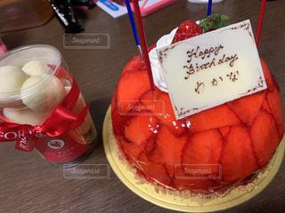 ケーキ,苺,デザート,誕生日