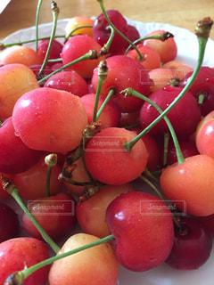 食べ物,赤,フルーツ,果物,さくらんぼ,みずみずしい,果実,甘い