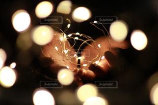 クローズ アップの光のの写真・画像素材[923556]