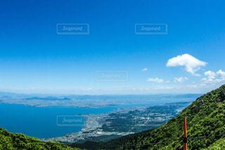 山のビューの写真・画像素材[923567]