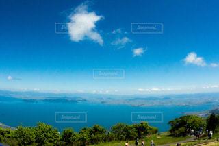 空には雲のグループの写真・画像素材[1138018]