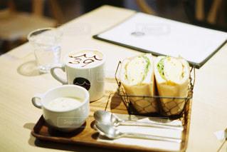 カフェの写真・画像素材[2253717]