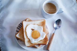 すこし、早起きしての写真・画像素材[1856436]