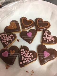 ハート,バレンタイン,チョコ,手作り,幼稚園,バレンタインデー