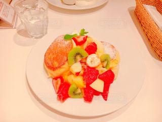 パンケーキ,フルーツ,果物,インスタ映え