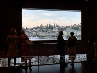 自然,風景,景色,街,旅行,海外旅行,眺め,ルツェルン湖畔,ルツェルン音楽祭,ルツェルン文化会議センター