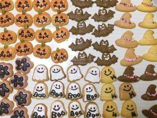 手作りクッキーの写真・画像素材[2755723]