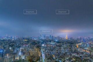 東京夜景の写真・画像素材[2735146]