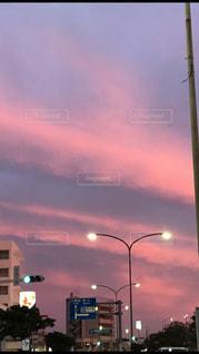 街灯の写真・画像素材[2740177]
