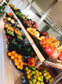 カラフル,フルーツ,果物,新鮮