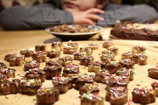 かわいい,女子,女の子,小学生,バレンタイン,手作り,10歳,チョコクッキー,バレンタインデー,友チョコ,チョコスプレー