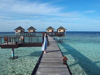 風景,海,モルディブ,綺麗,海外旅行,新婚旅行