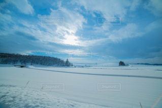 雪景色の写真・画像素材[1769603]