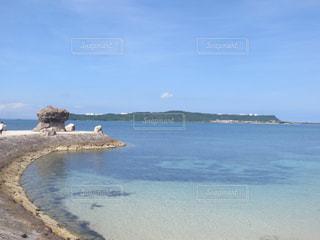 水の体の真ん中に島 - No.768538