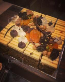 スイーツ,ケーキ,チョコレート,バレンタイン,チョコレートケーキ,美味しい,ドライフルーツ