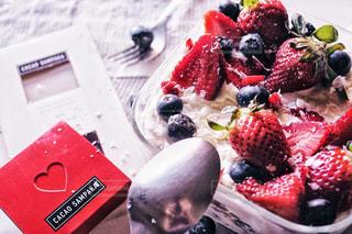 食べ物,ケーキ,いちご,デザート,果物,ブルーベリー,チョコレート,バレンタイン,新鮮,イチゴ,フードスタイリング