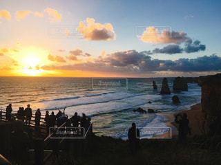 自然,海,絶景,ビーチ,雲,海岸,外国,旅行,オーストラリア,海外旅行,メルボルン,グレートオーシャンロード