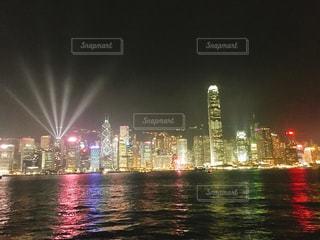 夜景,絶景,綺麗,都会,外国,香港,100万ドルの夜景,海外旅行