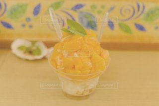 マンゴー,黄色,沖縄,フルーツ,果物,石垣島,パフェ,okinawa,fruits,mango
