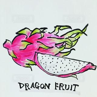 ドラゴンフルーツの写真・画像素材[1774064]