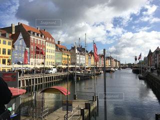 街並み,ヨーロッパ,景色,広場,デンマーク,海外旅行
