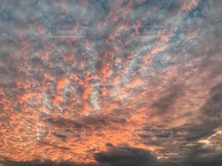 秋の雲。の写真・画像素材[2447909]