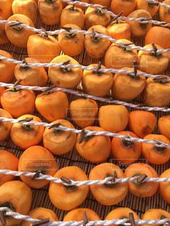 食べ物,秋,フルーツ,山梨県,柿,甲州,枯露柿