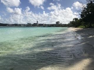 グアム ビーチの景色の写真・画像素材[1835285]
