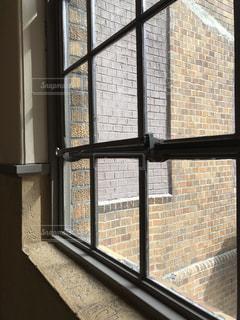 建物,窓,ガラス,レンガ,壁,ミルクティー