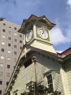 札幌 時計台の写真・画像素材[2149441]