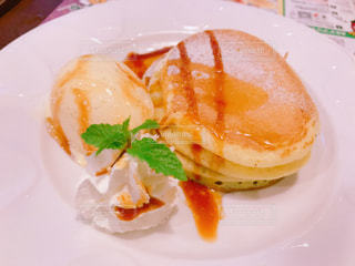ふわふわパンケーキの写真・画像素材[2285788]