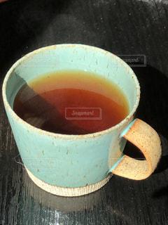 陽だまりの紅茶の写真・画像素材[1785776]