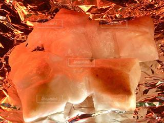 焼きたてのお餅の写真・画像素材[1796453]