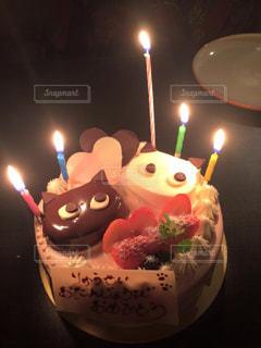 にゃんこケーキの写真・画像素材[1964178]
