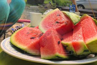 食べ物,夏,赤,スイカ,フルーツ,果物,果実,フレッシュ