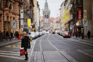 建物,ヨーロッパ,人物,チェコ,スナップ