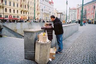 建物,街並み,海外,アート,ヨーロッパ,人,チェコ,海外旅行,スナップ