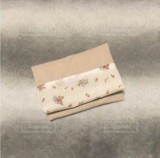 ハンドメイドのポケットティッシュケースの写真・画像素材[1867135]