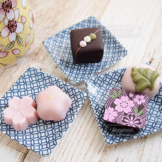 桜,チョコレート,可愛い,甘い,チョコ,和,バレンタインデー,バレンタインチョコ,HappyValentine,happyvalentinesday,バレンタインデーチョコレート