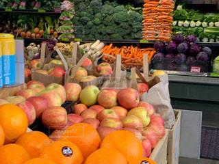 アメリカ,オレンジ,フルーツ,野菜,りんご,くだもの,果実,スーパーマーケット,カリフォルニア,ベジタブル,フォトジェニック