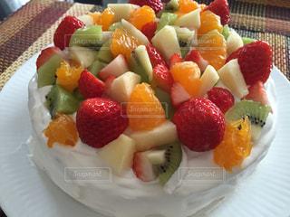 ハンドメイド,バレンタイン,フルーツケーキ,手作り,手作りケーキ,フルーツいっぱい