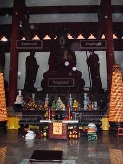 建物,タイ,お寺,寺,海外旅行,仏教,仏像,境内,お経,神様,オーブ,仏,心霊,フォトジェニック,多色