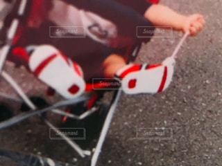 はじめての靴の写真・画像素材[1802724]