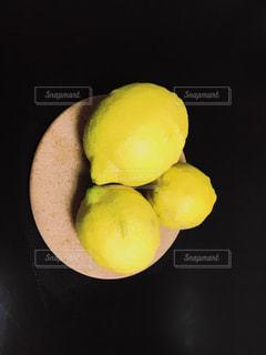 黄色,フルーツ,レモン,果実,茶,大小,三個