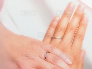 婚約指輪の写真・画像素材[1870373]