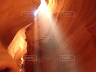 火のぼやけた写真の写真・画像素材[1815073]